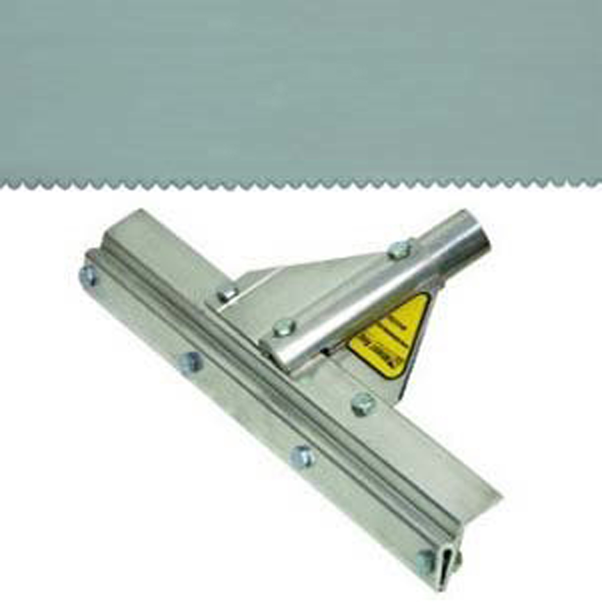 """Midwest Rake EPDM application squeegee blade 24/"""" 1//8/"""" notch"""